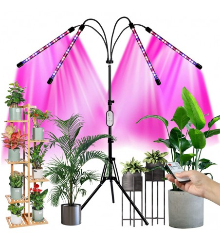 Growlights with Stand and Remote