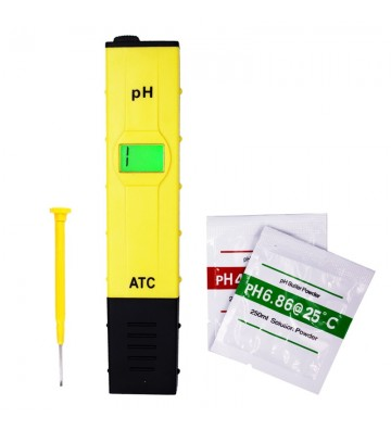 Digital pH Tester with...
